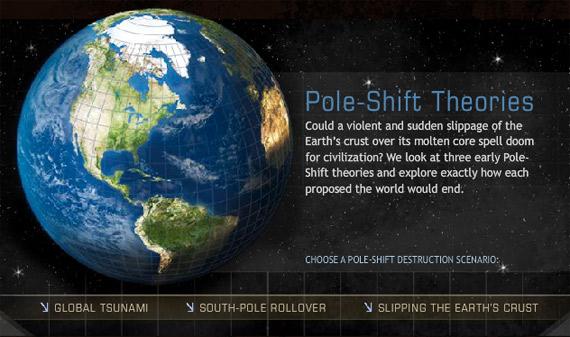 Pole Shift Theories